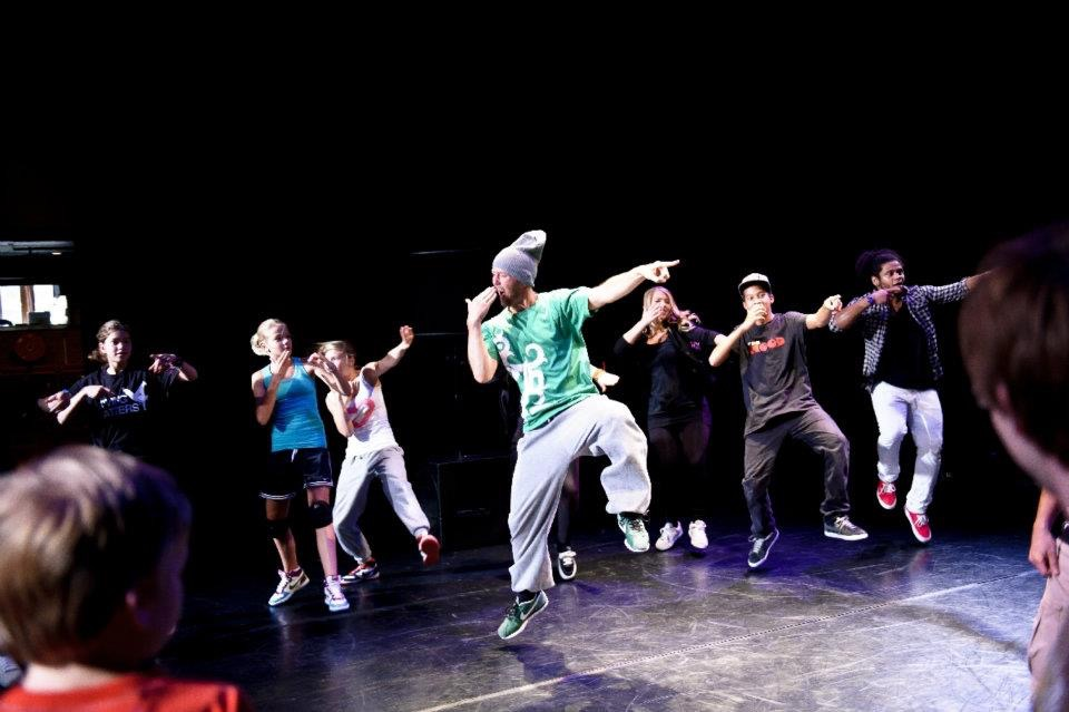 dance teaching
